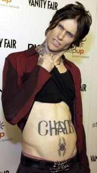Josh Todd at the Vanity Fair In Concert.