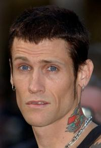 Josh Todd at the premiere of