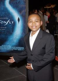 Robert Bailey Jr. at the premiere of