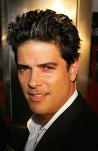 Jsu Garcia at the premiere of