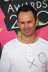 Greg Ellis at the Nickelodeon's 23rd Annual Kids' Choice Awards in California.