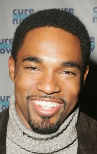 Jason Winston George at the