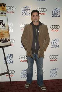 Daniel Pino at the premiere of