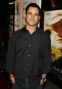Daniel Pino at the Hollywood Film Festival's premiere of