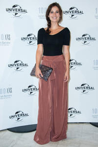 Melanie Bernier at the 100th Anniversary of Universal and Lucien Barriere during the 38th Deauville American Film Festival.
