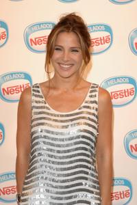 Elsa Pataky at the launch of new Nestle Autumn 2007 Advertising Campaign.