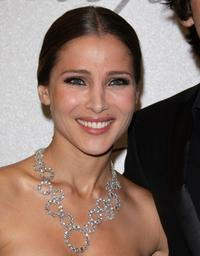 Elsa Pataky at the Chopard Trophy Award during the 61st International Cannes Film Festival.