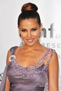 Elsa Pataky at the amfAR's Cinema Against AIDS 2008 benefit during the 61st International Cannes Film Festival.