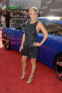 Elsa Pataky at the California premiere of