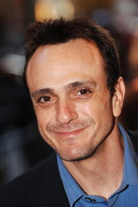 Hank Azaria at the opening night of Almeida Theater production