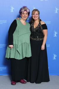 Kathleen Cieplik and Gabriela Maria Schmeide at the 60th Berlin International Film Festival.