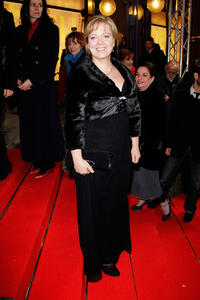 Gabriela Maria Schmeide at the premiere of