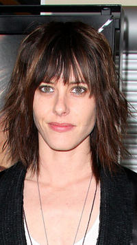 Katherine Moennig at the California premiere of