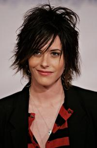 Katherine Moennig at the General Motors Ten event.
