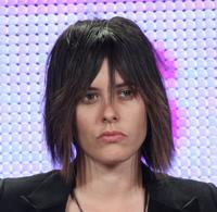 Katherine Moennig at the CBS & Showtime portion of the 2009 Winter Television Critics Association Press Tour.