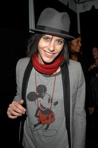 Katherine Moennig at the season 5 premiere party of