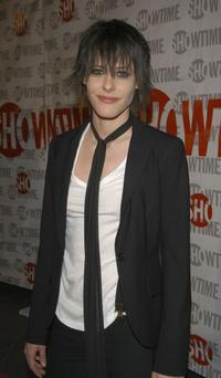 Katherine Moennig at the premiere