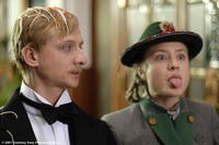 Ivan Barnev as Jan Dite and Julia Jentsch as Liza in