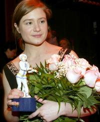 Julia Jentsch at the Bavarian Film Awards.