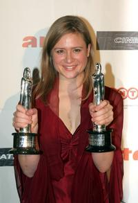 Julia Jentsch at the European Film Award 2005.
