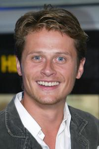 Roman Knizka at the German premiere of