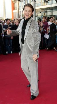 Roman Knizka at the German Television Awards.