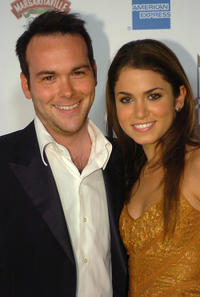 Dana Brunetti and Nikki Reed at the H.D. Buttercup Grand Opening Celebrity Treasure Hunt.