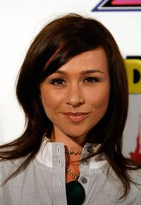 Danielle Harris at the IESB.net's Wrath of Con during the Comic-Con 2009.