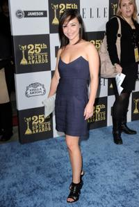 Danielle Harris at the 25th Film Independent's Spirit Awards.