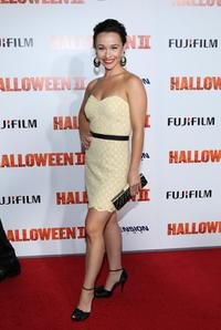 Danielle Harris at the California premiere of