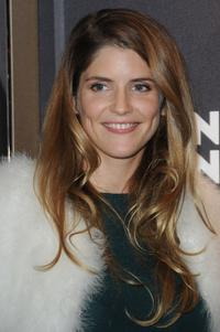 Alice Taglioni at the Montblanc Paris Flagship Boutique Launch - Inauguration Cocktail party.