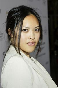 Kristy Wu at the premiere of