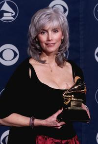 Emmylou Harris at the 42nd Annual Grammy Awards.