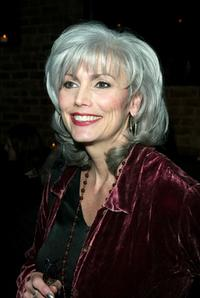 Emmylou Harris at the after party of the premiere of