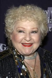 Estelle Harris at the Los Angeles Gay and Lesbian Center's 31st Anniversary Gala.