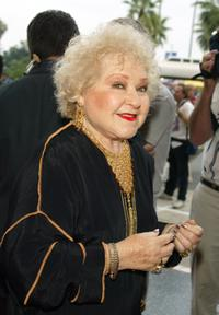 Estelle Harris at the Los Angeles opening of