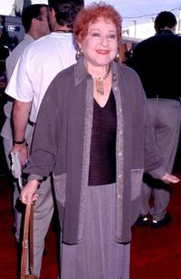 Estelle Harris at the Hollywood premiere of