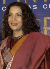 Shabana Azmi at the press conference of