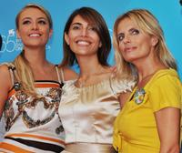 Martina Stella, Caterina Murino and Isabella Ferrari at the photocall of