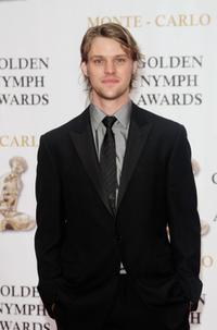 Jesse Spencer at the 2007 Monte Carlo Television Festival closing ceremony.