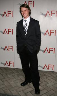 Jesse Spencer at the AFI Awards Luncheon 2005.