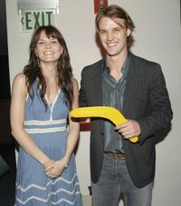 Jennifer Morrison and Jesse Spencer at the Australians In Film 2006 Breakthrough Awards.