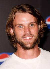 Jesse Spencer at the RADAR Entertainment's Pepsi 500 Hosted by Pharrell and Jeff Gordon.