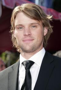 Jesse Spencer at the 59th Annual Primetime Emmy Awards.
