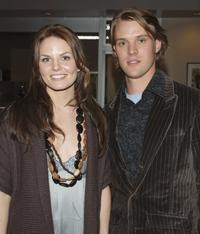 Jennifer Morrison and Jesse Spencer at the