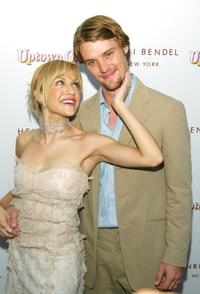 Brittany Murphy and Jesse Spencer at the Southampton premiere of