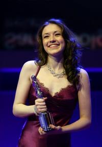 Sarah Bolger at the 59th Berlin Film Festival.