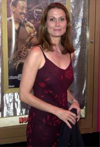 Mel Harris at the premiere of
