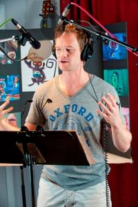 Neil Patrick Harris voices Steve in