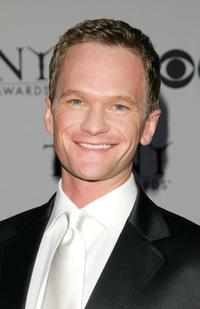 Neil Patrick Harris at the 60th Annual Tony Awards.